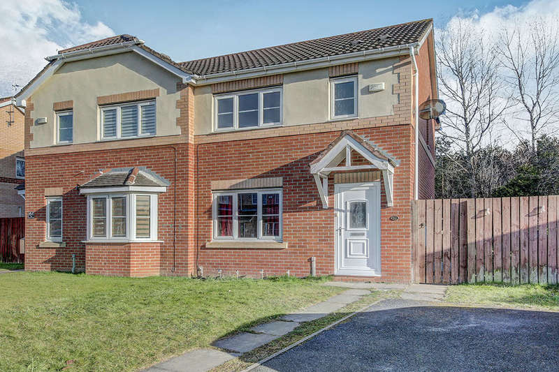 3 Bedrooms Semi Detached House for sale in Angus Crescent, North Shields, NE29