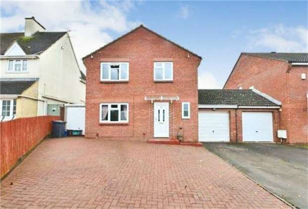 4 Bedrooms Detached House for sale in Tuffley Lane, Tuffley, Gloucester
