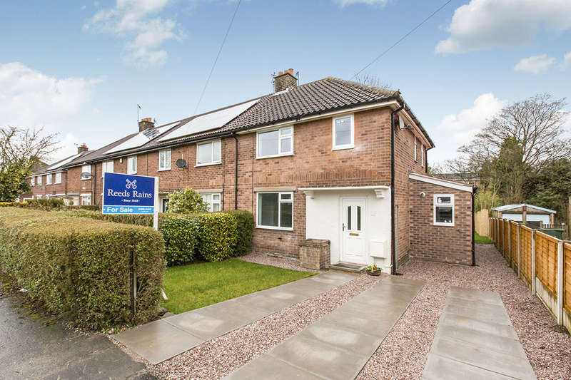 2 Bedrooms Semi Detached House for sale in Mather Drive, Comberbach, Northwich, CW9