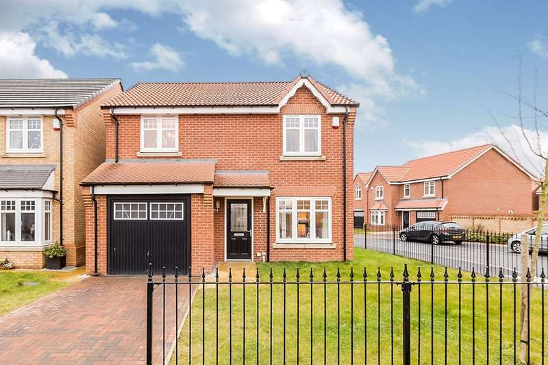 4 Bedrooms Detached House for sale in Athelstane Crescent, Edenthorpe, Doncaster, DN3