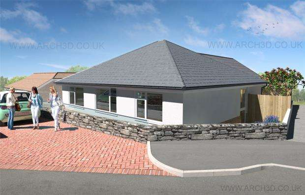 2 Bedrooms Detached Bungalow for sale in Carn Bosavern Close, St. Just, Penzance, Cornwall