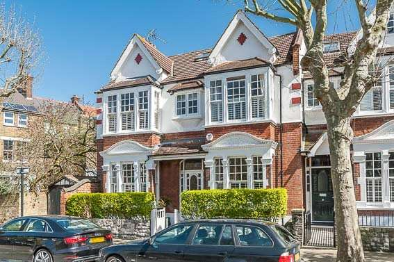6 Bedrooms End Of Terrace House for sale in Crieff Road, Wandsworth, London, SW18