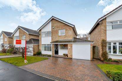 4 Bedrooms Detached House for sale in The Larun Beat, Yarm, Stockton On Tees