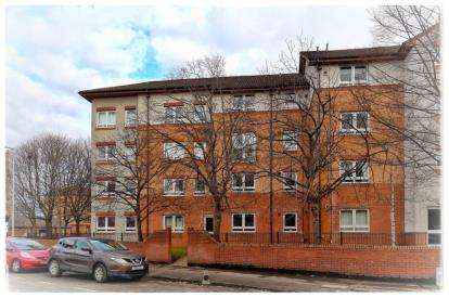 2 Bedrooms Flat for sale in Arcadia Street, Glasgow