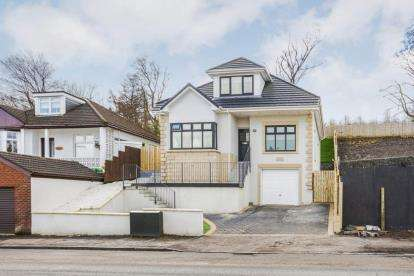 5 Bedrooms Detached House for sale in Menock Road, Glasgow