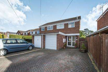 3 Bedrooms Semi Detached House for sale in The Holly Grove, Quedgeley, Gloucester, Gloucestershire