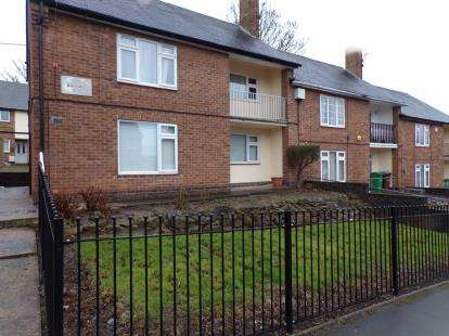 1 Bedroom Flat for sale in Stanesby Rise, Clifton, Nottingham, Nottinghamshire