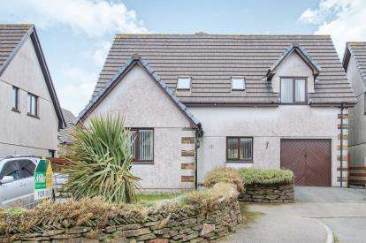 3 Bedrooms Detached House for sale in Delabole, Cornwall, United Kingdom