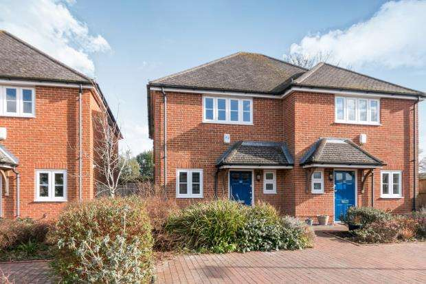 2 Bedrooms Semi Detached House for sale in Basingstoke, Hampshire