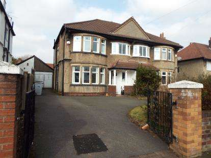4 Bedrooms Semi Detached House for sale in Wellington Road, Bebington, Wirral, CH63