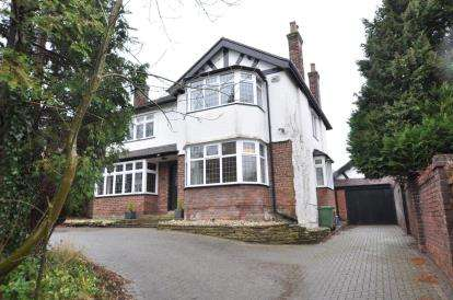 4 Bedrooms House for sale in Pensby Road, Heswall, Wirral, Merseyside, CH61