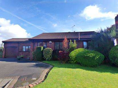 3 Bedrooms Bungalow for sale in Brancote Mount, Brancote Road, Oxton, Wirral, CH43