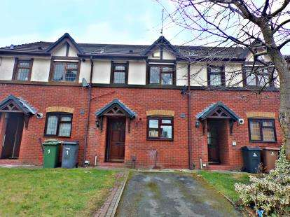 2 Bedrooms Terraced House for sale in Woodland Road, Bebington, Wirral, CH42