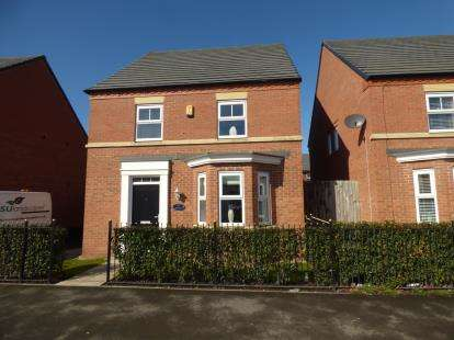 3 Bedrooms Detached House for sale in Westminster Road, Walton, Liverpool, Merseyside, L4