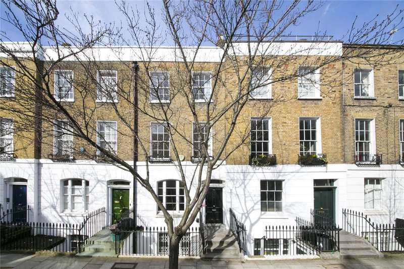 5 Bedrooms House for sale in Devonia Road, London, N1