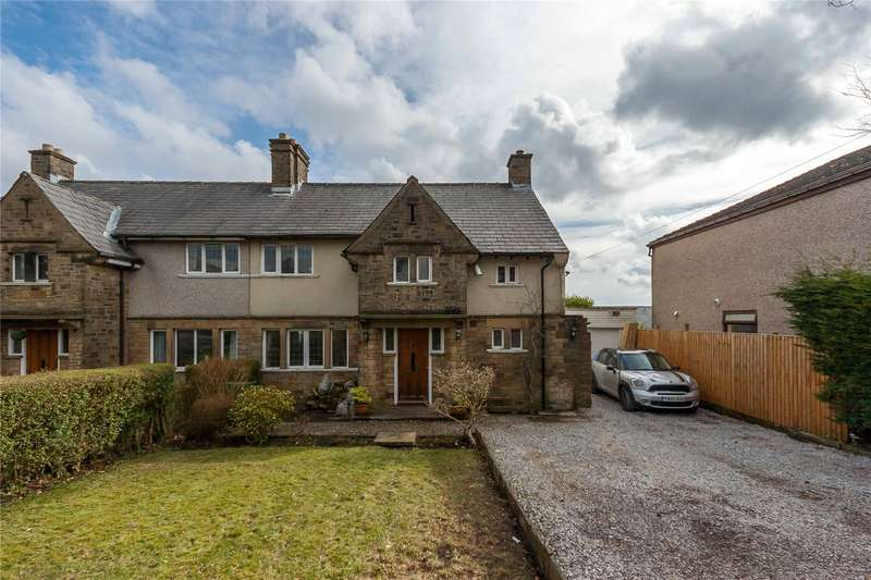 3 Bedrooms Semi Detached House for sale in Norton Tower, Norton Tower, HALIFAX, West Yorkshire, HX2