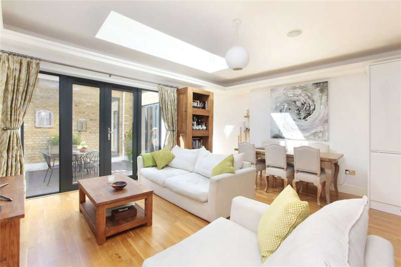2 Bedrooms Flat for sale in Trinity Road, Tooting Bec, London, SW17