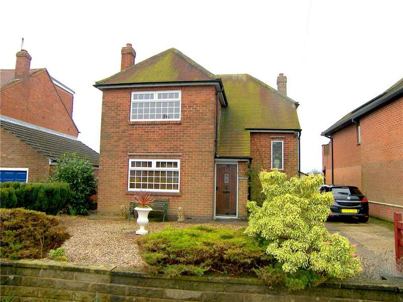 3 Bedrooms Detached House for sale in Hallfieldgate Lane, Shirland, Alfreton, Derbyshire, DE55