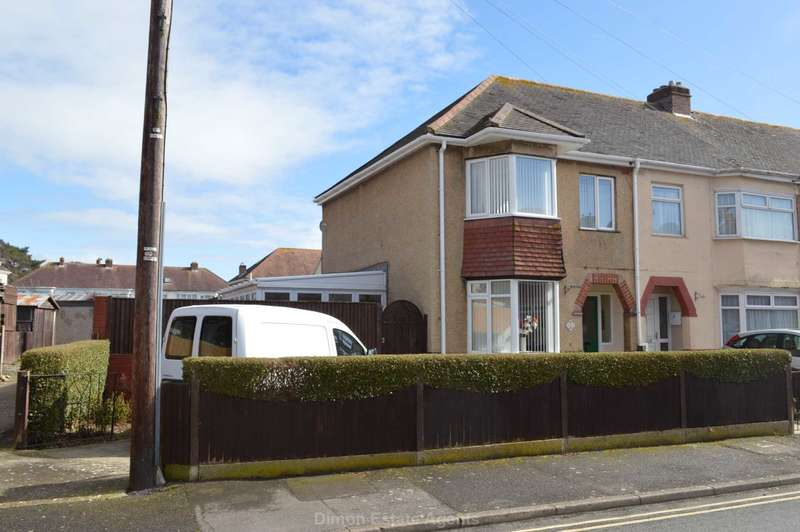 3 Bedrooms End Of Terrace House for sale in Lester Road, Gosport