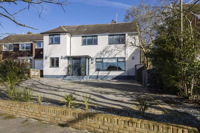 5 Bedrooms Detached House for sale in Hardinge Avenue, Tunbridge Wells