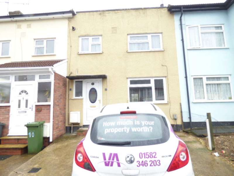 2 Bedrooms Terraced House for rent in Pembroke Avenue Luton, Luton