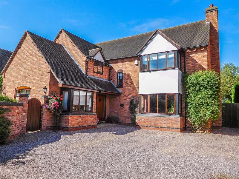 4 Bedrooms Detached House for sale in Long Marston, Stratford-upon-avon