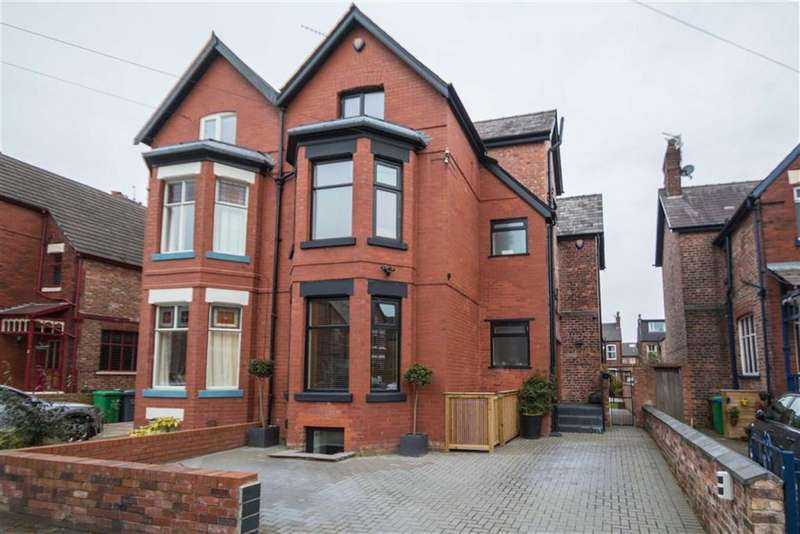 6 Bedrooms Semi Detached House for sale in Hartington Road, Chorlton, Manchester, M21