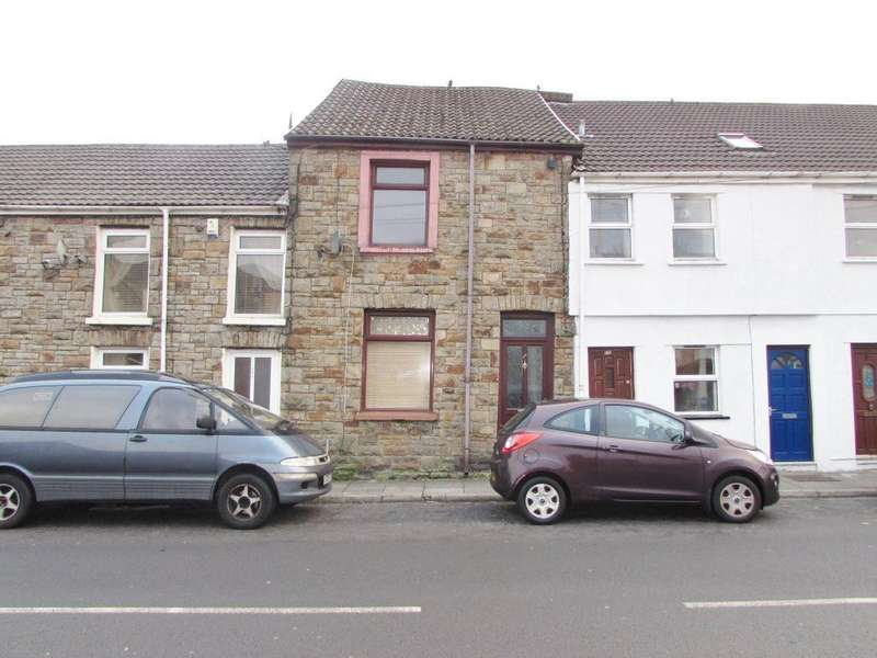 2 Bedrooms House for rent in Bridgend Road, Maesteg, Bridgend, CF34 0NB