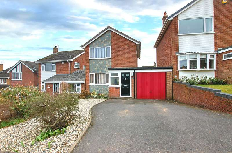 3 Bedrooms Detached House for sale in Pineways, Wordsley, DY8 5JH