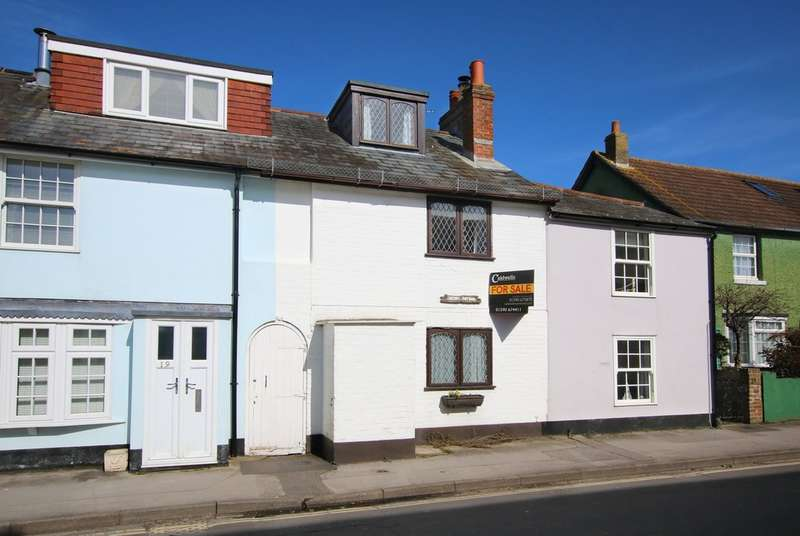 4 Bedrooms Terraced House for sale in Keyhaven Road, Milford On Sea, Lymington, Hampshire