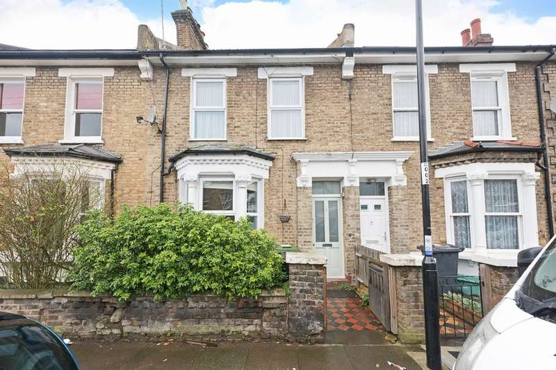 4 Bedrooms Terraced House for sale in Harcourt Road, London, SE4 2AJ