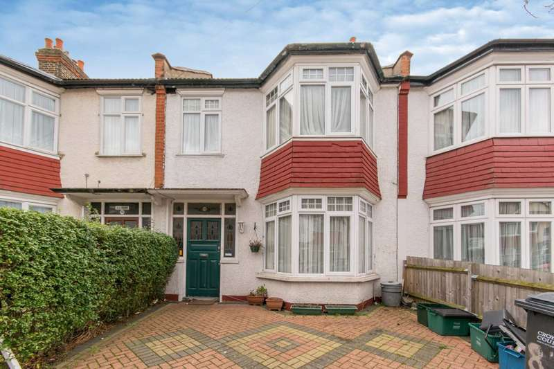 3 Bedrooms House for sale in Totton Road, Thornton Heath, CR7