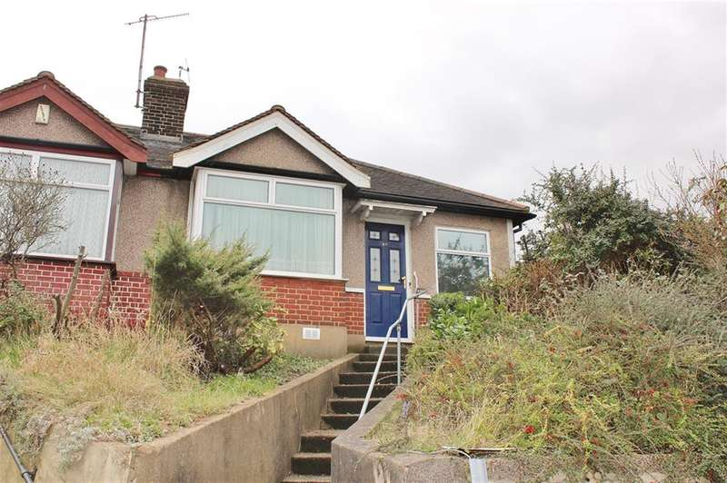 2 Bedrooms Bungalow for sale in Abbey Road, Belvedere, Kent, DA17 5DE