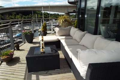 3 Bedrooms Flat for rent in Alexandria, Victoria Wharf, Watkiss Way, Cardiff