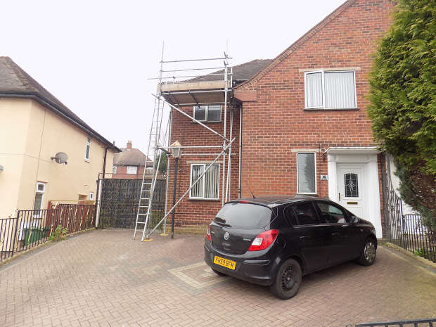 3 Bedrooms Semi Detached House for rent in Barn Close, Stourbridge, DY9