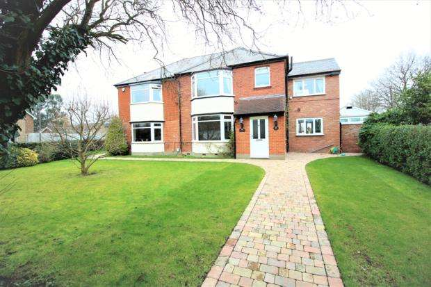 5 Bedrooms Detached House for rent in Cotton End Road, Wilstead, MK45