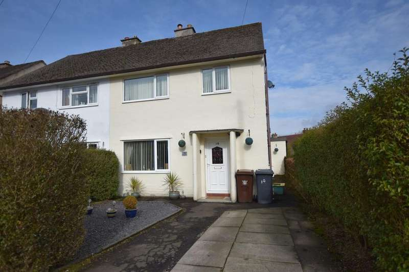 3 Bedrooms Terraced House for sale in Shallcross Avenue, Whaley Bridge