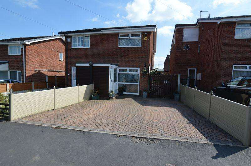 3 Bedrooms Semi Detached House for sale in Haldane Crescent, Wakefield
