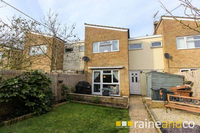2 Bedrooms House for sale in Ascot Crescent, Stevenage, SG1
