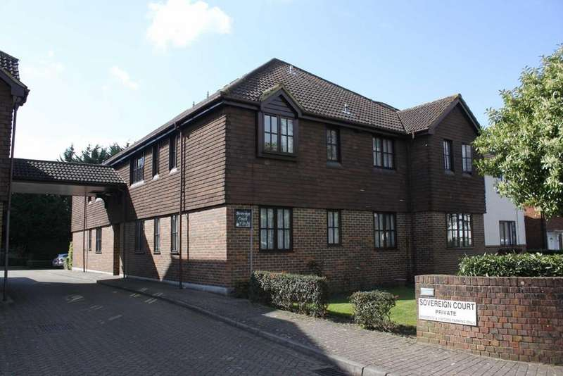 2 Bedrooms Flat for sale in Sovereign Court, Bromley