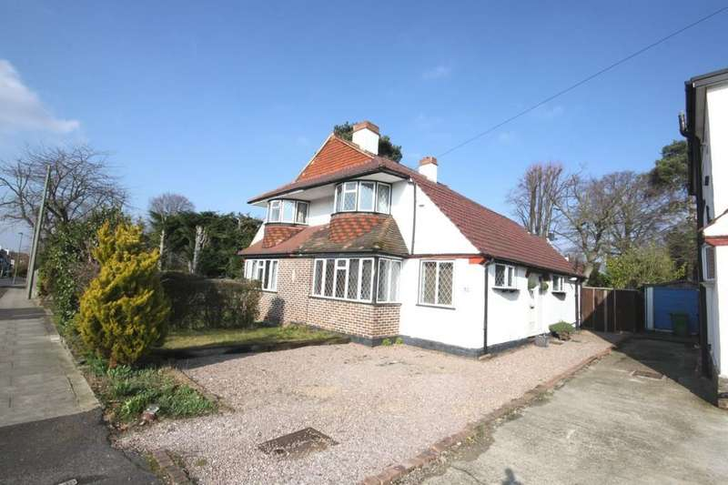 3 Bedrooms Semi Detached House for sale in Willett Way, Petts Wood