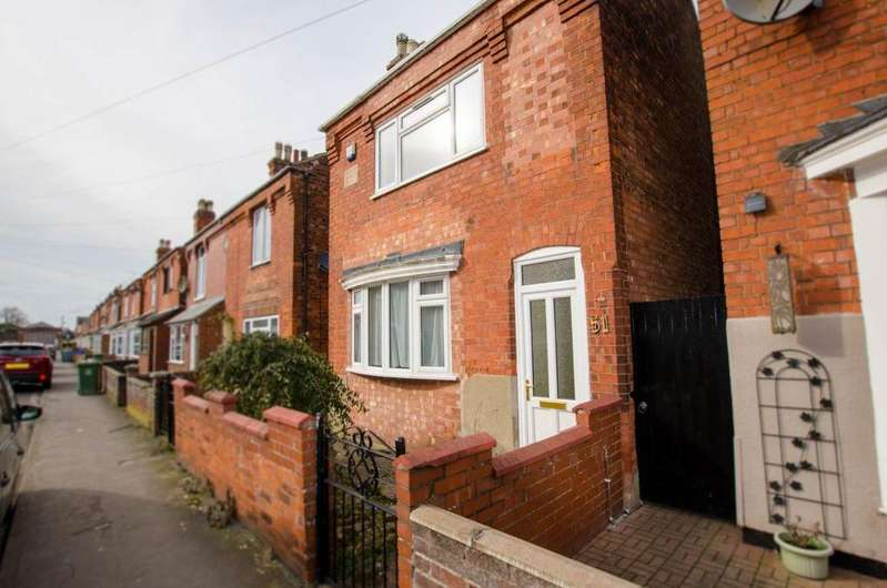 3 Bedrooms Detached House for rent in Sydney Street, Boston, Lincolnshire