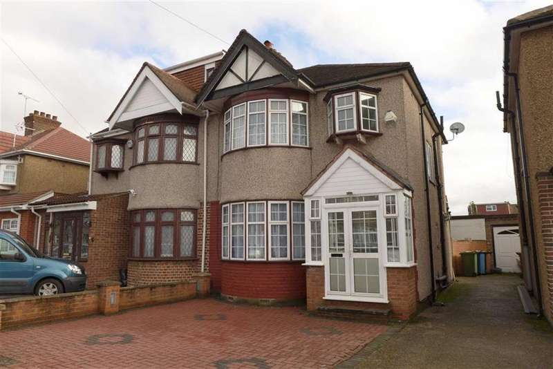 3 Bedrooms Semi Detached House for sale in Formby Avenue, Stanmore, Middlesex