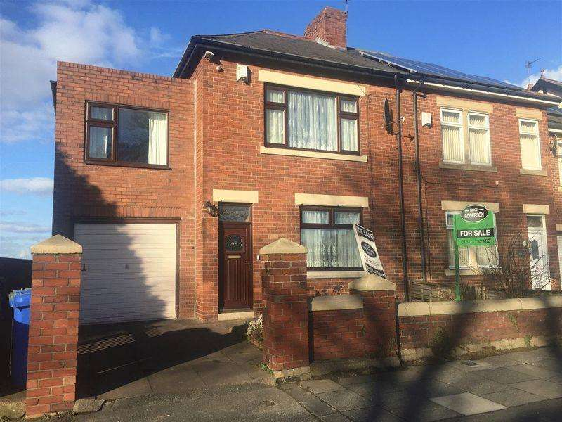 3 Bedrooms Semi Detached House for sale in Linwood, Station Road, Cramlington