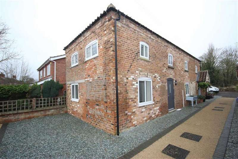2 Bedrooms Semi Detached House for sale in Waterloo Street, Market Rasen, Lincolnshire
