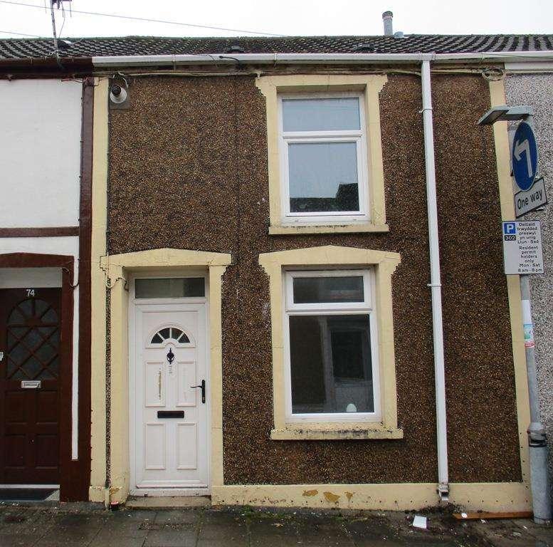 2 Bedrooms Terraced House for sale in Ynysllwyd Street, Aberdare