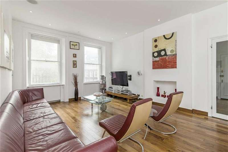 3 Bedrooms Apartment Flat for sale in Sussex Gardens, London