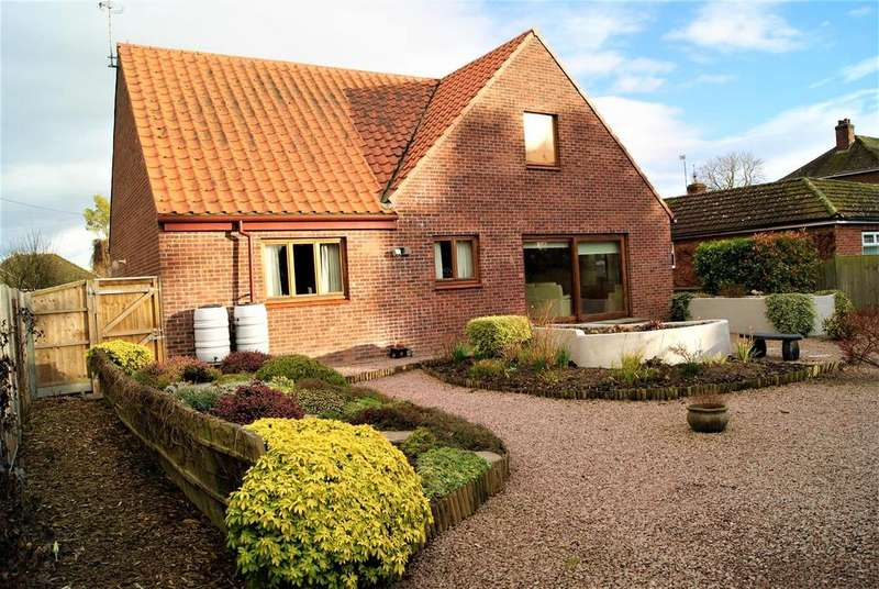 4 Bedrooms Detached Bungalow for sale in Northorpe Road, Donington, Spalding