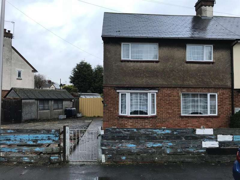 3 Bedrooms Semi Detached House for sale in Alexandra Road, Spalding