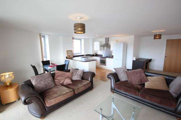 2 Bedrooms Apartment Flat for rent in Daisy Spring Works, 1 Dun Street, Sheffield, S3